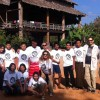 Xchange The World in Mae Sariang Thailand 2012